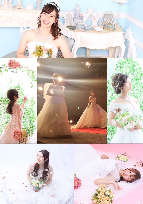 オーディション 新作ドレスイメージモデル&ランウェイ出演者オーディション 主催:Charis Japan、カテゴリ:モデル