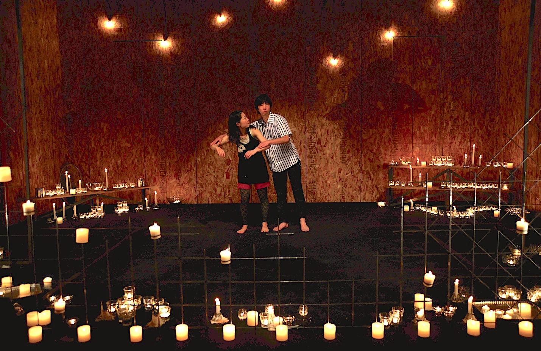 オーディション [関西] キャンドル300本の灯りによる「幻燈舞台」出演者募集 演劇・ダンス・弾き語り・朗読などが飛び出す舞台 主催:アートプロジェクト集団「鞦韆舘」(しゅうせんかん)、カテゴリ:舞台