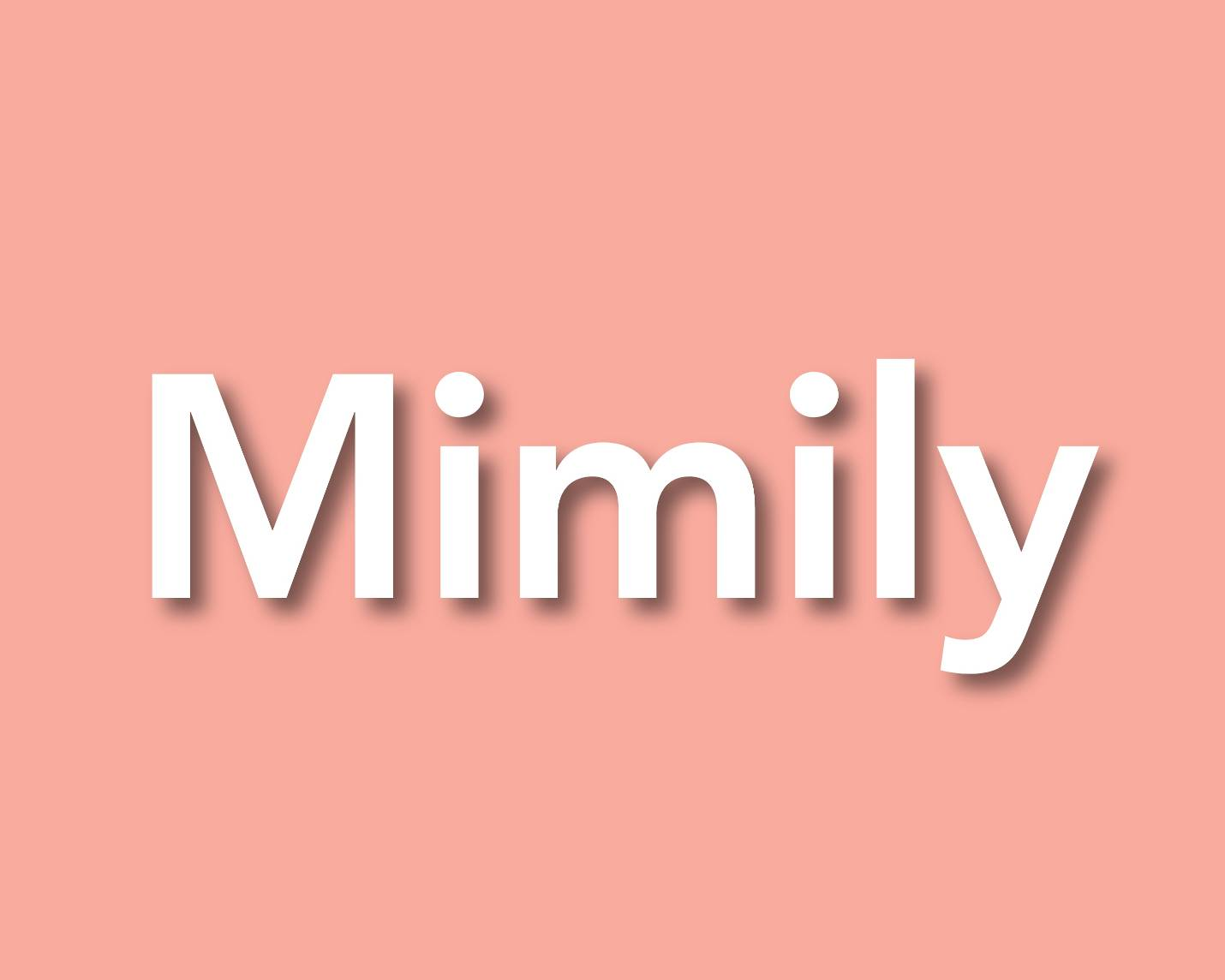 オーディション 「Mimily」ルームウェアのイメージモデル募集 新作ルームウェアの広告モデル、ランウェイモデルを募集します 主催:Mimily、カテゴリ:モデル