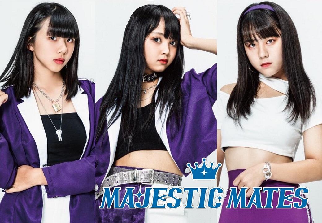 オーディション [関西]MAJESTIC MATES 新メンバー募集 ダンス経験のある方を求めています。ボーカル経験は不要です 主催:株式会社ブルースプラッシュ、カテゴリ:アイドル(東京以外)