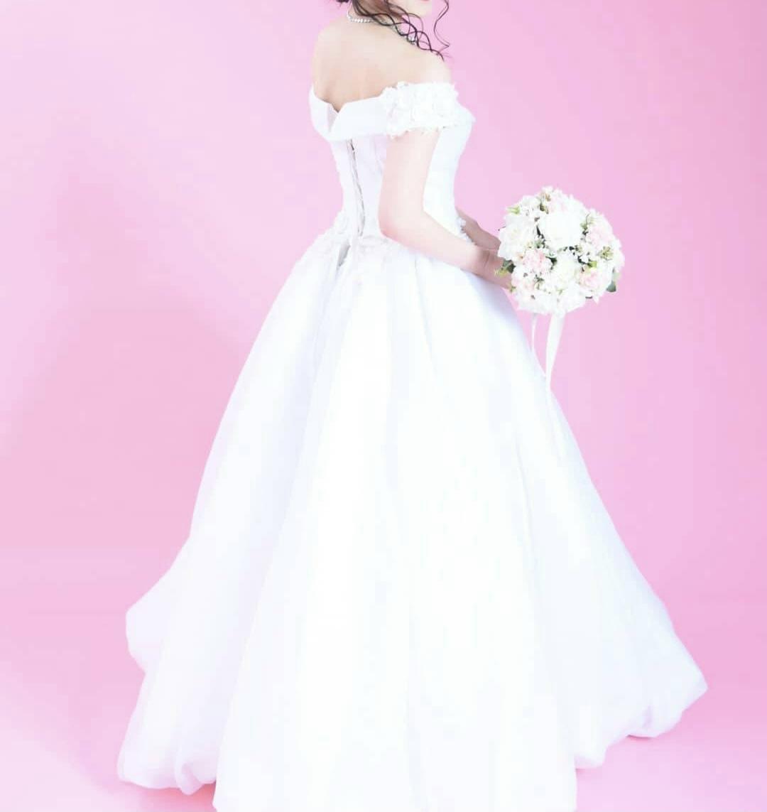 オーディション agaru ブライダルモデル募集 新作ドレスの広告、カタログの撮影 主催:agaru、カテゴリ:モデル