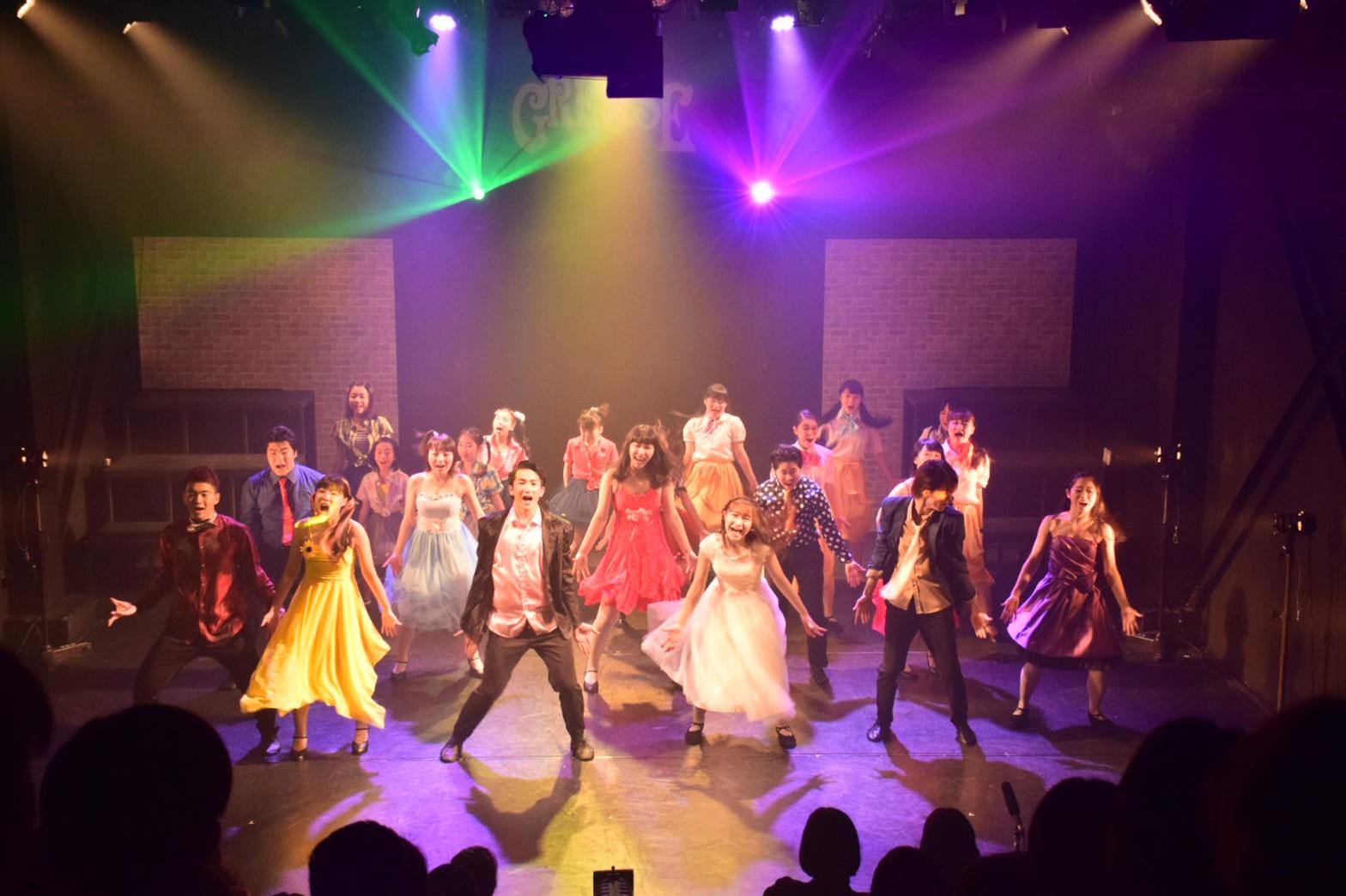 オーディション 2021ミュージカル「GREASE」出演者オーディション 不朽の名作を上演! 今年は募集内容もパワーアップ 主催:GTSダンスミュージカルスクール、カテゴリ:舞台
