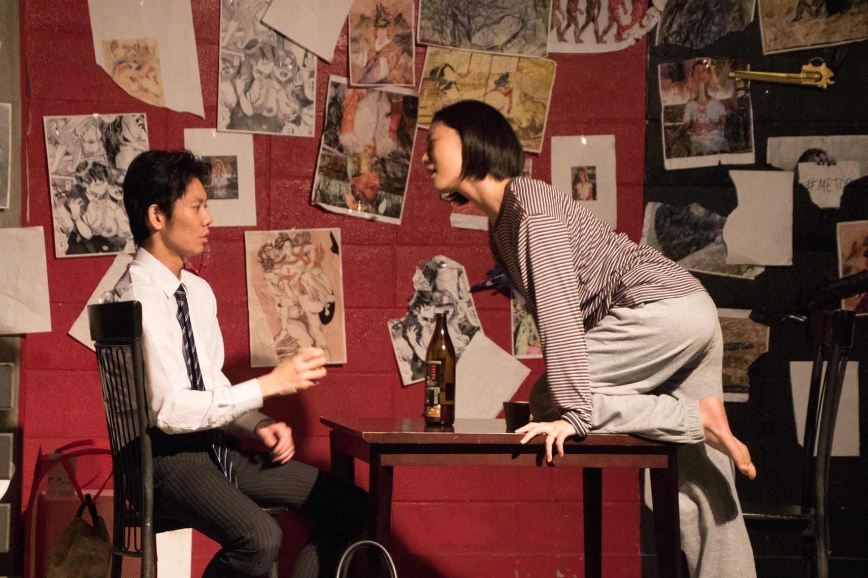 オーディション 10月公演「いのち短し、恋せよ男女(おとめ)」出演者オーディション 演技をとことん追求できる現場を作りたいという思いから企画しました 主催:プロジェクトアクト東京、カテゴリ:舞台