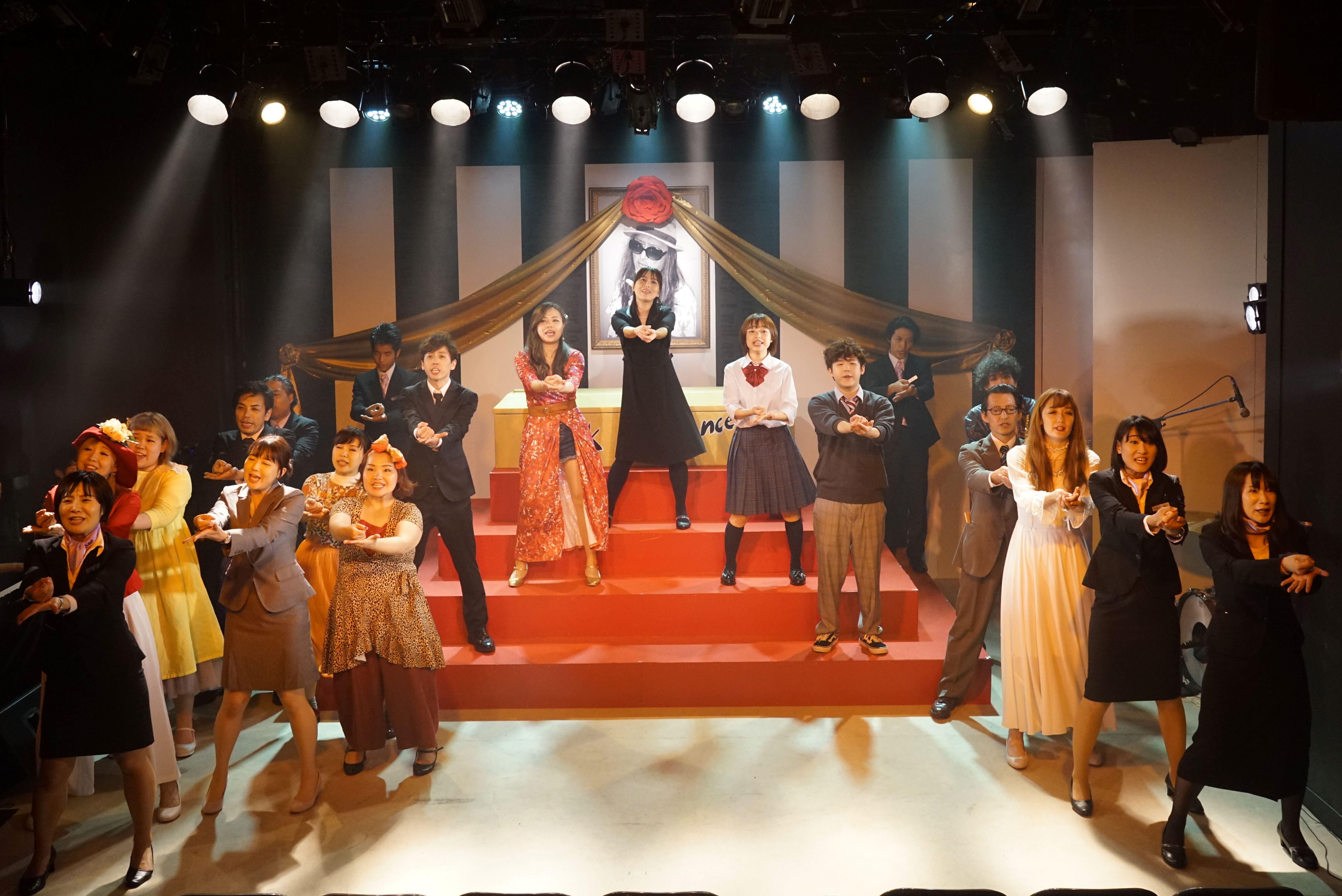 オーディション イマノカゲキ第6回公演 女性主要キャストオーディション 8人の女たちが繰り広げるサスペンスコメディ 主催:イマノカゲキ、カテゴリ:舞台