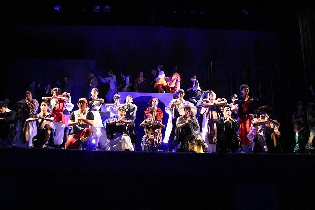 オーディション エンターテイメント剣劇「新・桃太郎」出演者オーディション 新進気鋭の役者達による殺陣中心の舞台が川越で開幕 主催:NPO法人文化活動支援会まつり、カテゴリ:舞台