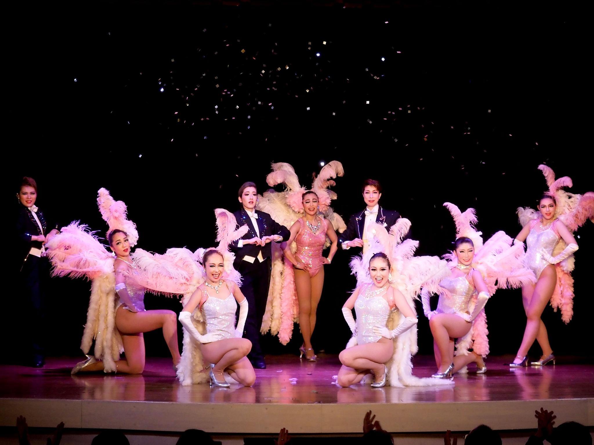 オーディション サヴァビアンショー  出演ダンサー募集 歌と踊りの煌びやかな伝統と文化の香りを守り続けているレビューチームです 主催:レビューチーム サヴァビアン、カテゴリ:ダンサー